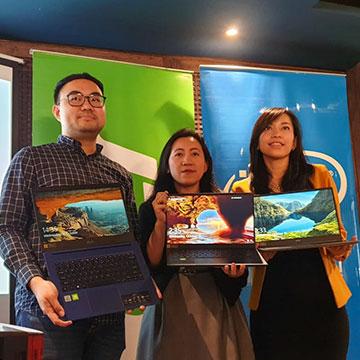 5 Laptop Terbaru Acer 2019, Tipis dengan Prosesor Gen ke-10