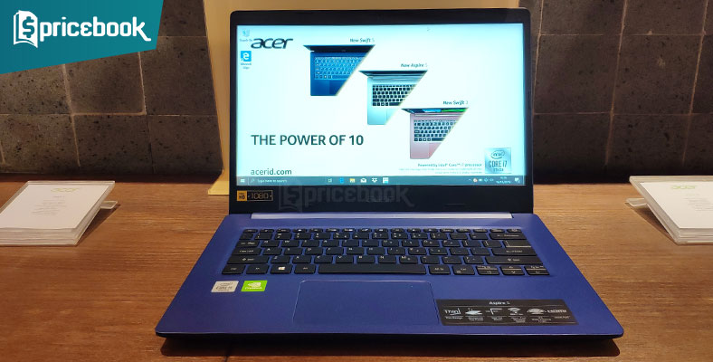 Hands On Laptop Tipis Terbaru Acer Aspire 5