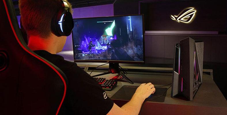 Desktop Gaming ROG