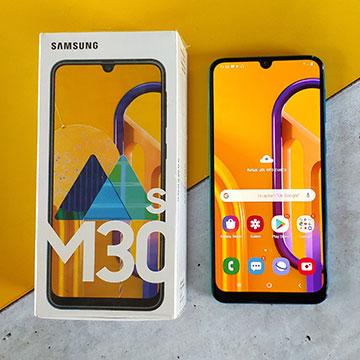 Samsung Galaxy M30s Hadir, Spek Meningkat Harga Sama