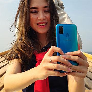 Hasil Foto Kamera 48MP di Samsung Galaxy M30s