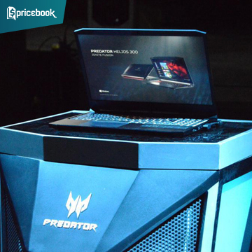 Acer Predator Triton 300, Laptop Gaming Murah Entry-Level Terbaru