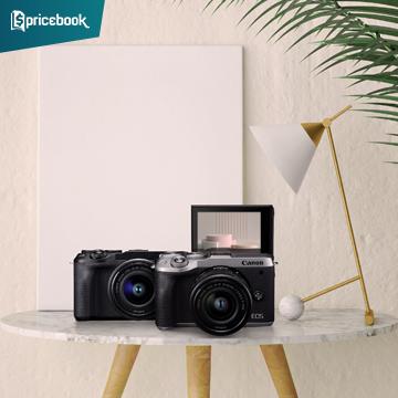 Canon EOS M6 Mark II, Mirrorless Ringan Kualitas 4K