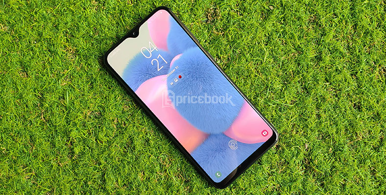 Review Samsung Galaxy A30s