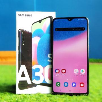 Review Samsung Galaxy A30s: Kamera dan NFC Jadi Pembeda
