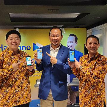 Hartono Super Store Padukan Belanja Offline dan Online