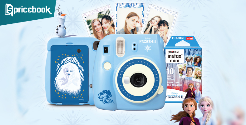 instax mini 9 frozen