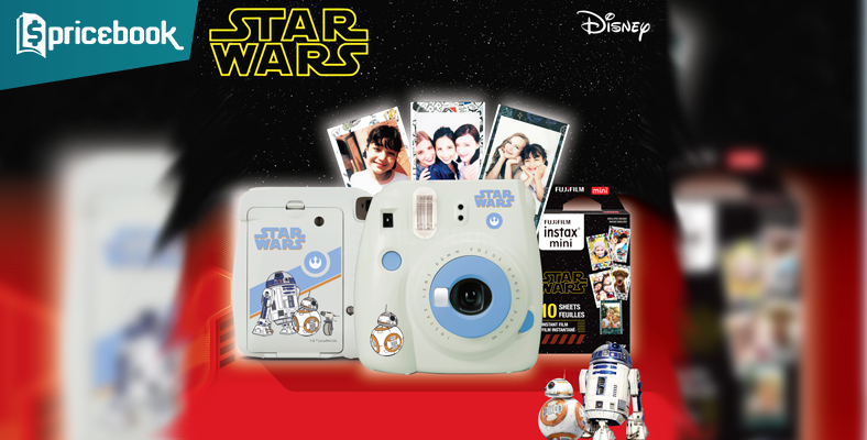 instax mini star wars