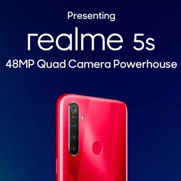 realme 5s Bawa Kamera 48MP, Pesaing Redmi Note 8?