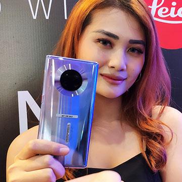 Huawei Mate 30 Pro di Jual Rp12,5 Juta, Apa Saja Fiturnya?