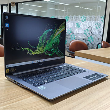 Hands On Acer Swift 3 (SF314-57), Tipis dengan Intel Gen ke-10