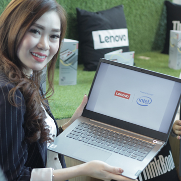 Lenovo ThinkBook 14, Makin Ganas Dengan Intel Gen 10