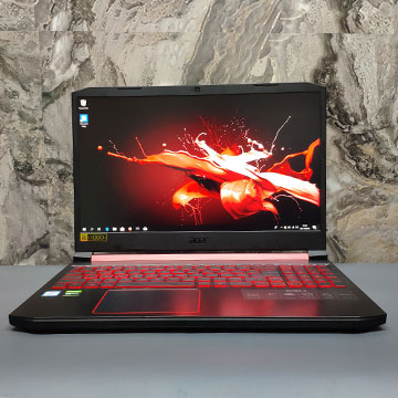 Hands On Nitro 5 AN515-54 773E, Laptop Gaming Tipis Murah