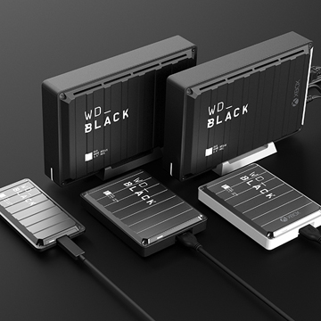 WD Black Series, Harddisk Gaming Dengan Harga Murah