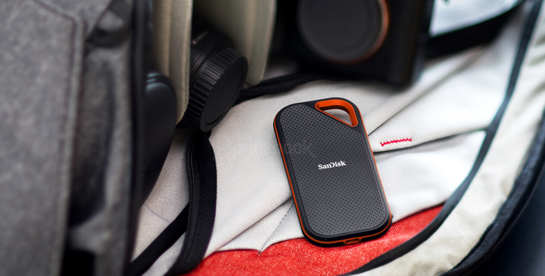 wd sandisk extreme pro portable ssd