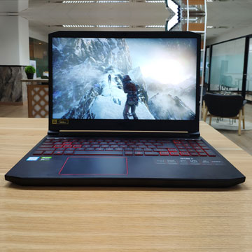 Preview Nitro 7 (AN715-51), Laptop Gaming Fitur Lengkap