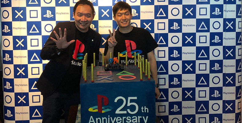 aniversary playstation