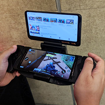 6 Hp Snapdragon 855+ (Plus) Terbaik, Gaming Makin Ngacir