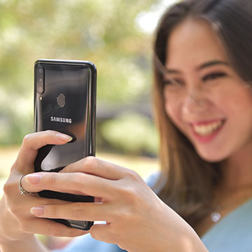 3 Fitur + 5 Tips Galaxy A20s, Cocok Jadi Partner Bisnis Online