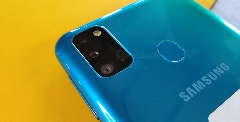 Review Samsung Galaxy M30s