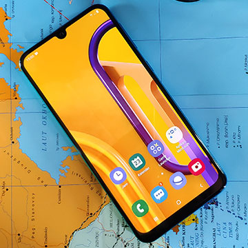Review Samsung Galaxy M30s: Bisa PUBG 8 Jam Nonstop