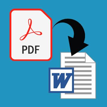 5 Cara Mengubah PDF ke Word Termudah 2020 (Hp dan Laptop)