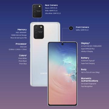 Samsung Rilis Galaxy S10 Lite dan Note 10 Lite, Apa Bedanya?