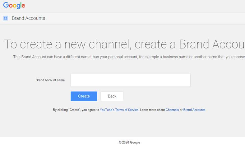 cara membuat channel youtube untuk