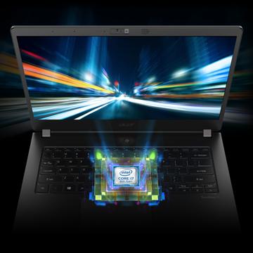 Laptop Tipis Acer TravelMate P6, Ringan dan Tahan Banting