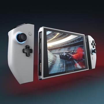 Dell Alienware Concept UFO Berani Menantang Nintendo Switch?