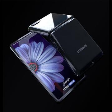 Samsung Galaxy Z Flip, Hp Lipat Samsung Terbaru