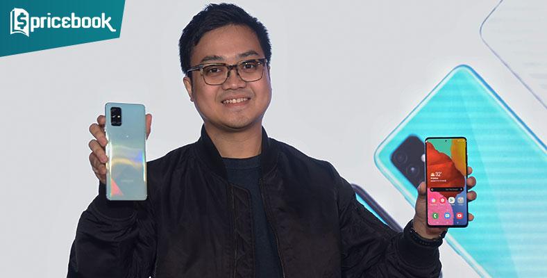 Irfan Rinaldi dari Samsung