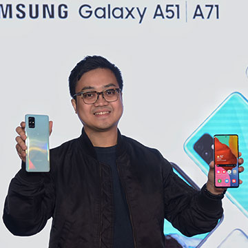 Samsung Galaxy A51 Akan Tersedia di Toko 24 Januari 2020