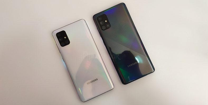 Beli Samsung Galaxy A71 Dapat Galaxy Buds Gratis