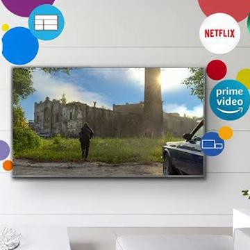 Smart TV Murah Harga 1 Jutaan Buat Santai di Rumah Aja