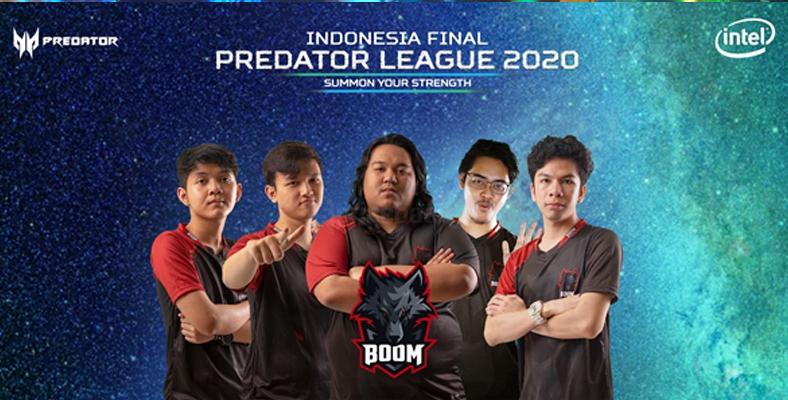 boom predator