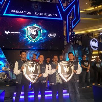 Ini Dia Pemenang Acer Predator League, Langsung ke Vietnam