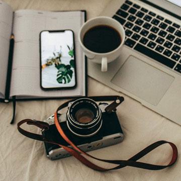 Cara Memindahkan Foto dari Kamera ke Hp dengan/tanpa Kabel