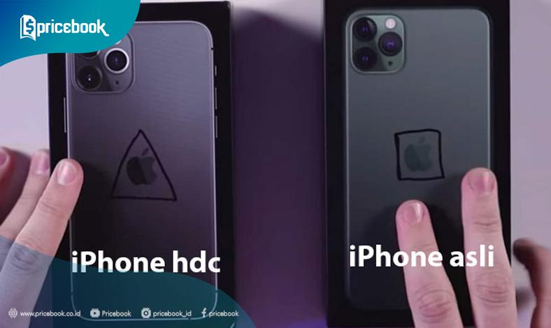iphone hdc
