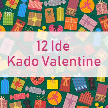12 Ide Kado Valentine Romantis untuk Pasangan Tersayang