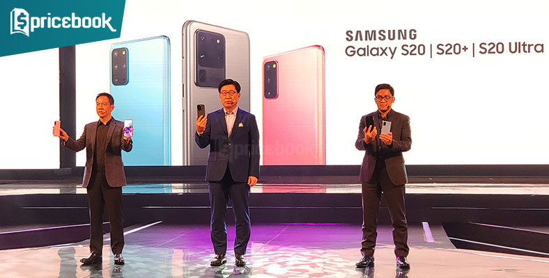 Harga Trio Samsung Galaxy S20 Series