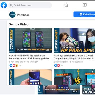 Banyak yang Bingung, Begini Cara Download Video di Facebook