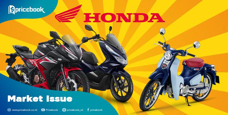 Daftar Harga Motor Honda Terbaru 2021 Honda Beat Mulai 17 Jutaan Pricebook