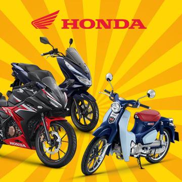 Daftar Harga Motor Honda Terbaru April 2020
