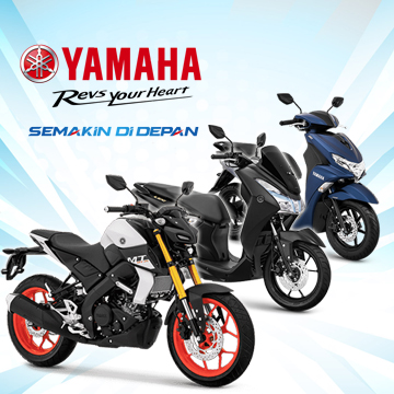 Daftar Harga Motor Yamaha Terbaru Juli 2020