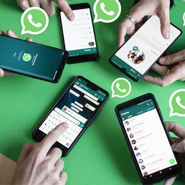 Whatsapp Ori VS Whatsapp Aero, Mana Yang Lebih Oke?