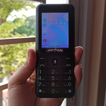 Feature Phone 4G ADVAN, Harga Murah Bisa WhatsApp