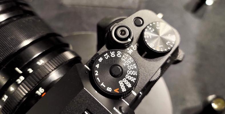 kamera fujifilm x-t4
