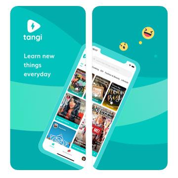 5 Kelebihan Tangi, Aplikasi Video Pendek Pesaing TikTok