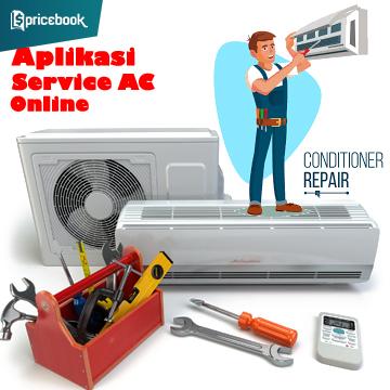6 Aplikasi Service AC Online Terbaik, Pelayanan Terlengkap
